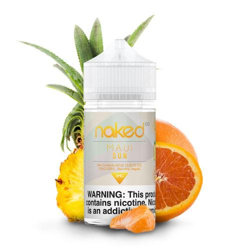 Maui Sun 60mL by Naked 100