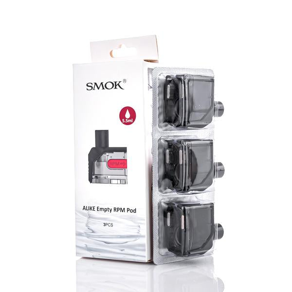 Alike Replacement Pods by Smok