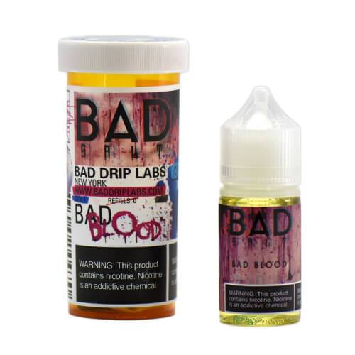 Bad Blood 30mL Salt by Bad Drip