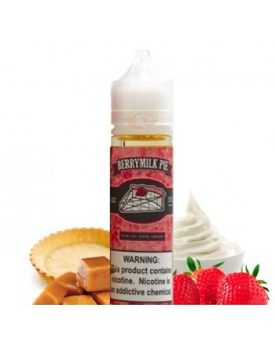 Berrymilk Pie 60ml by Primitive Vapor