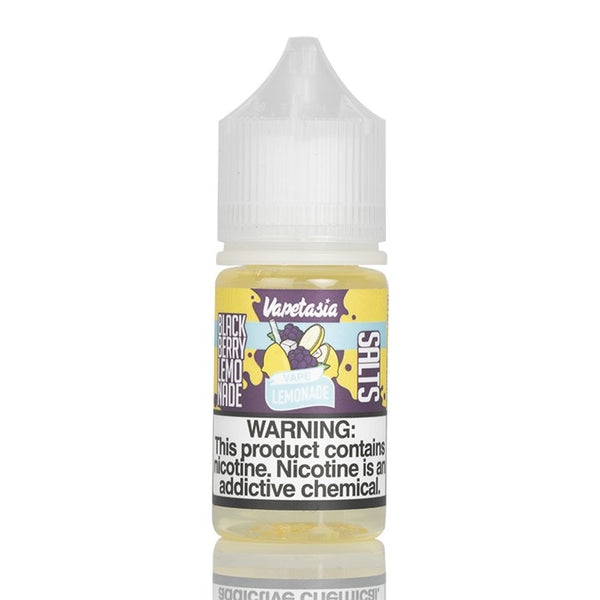 Blackberry Lemonade 30ml Salt by Vapetasia