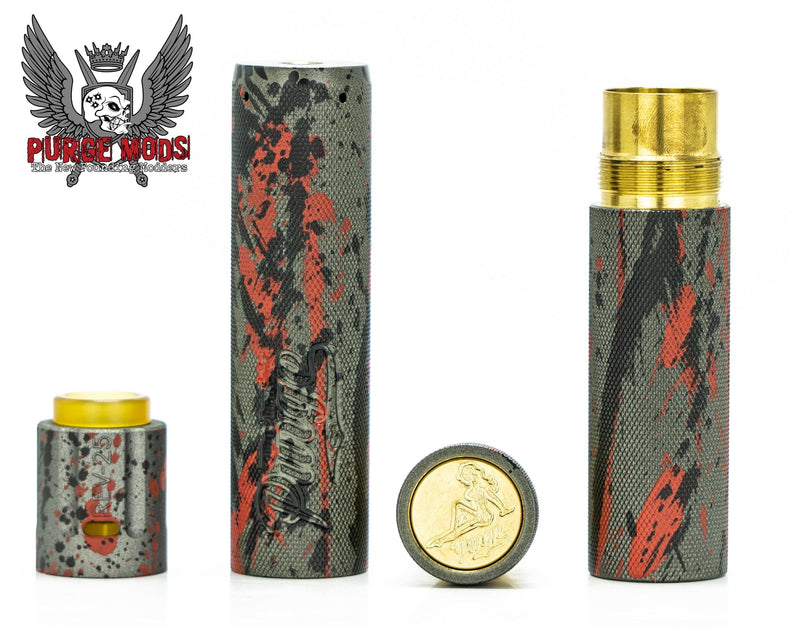 Blood Splatter Truck Set Up by Purge Mods