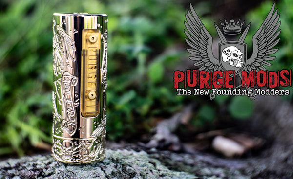 Slam Piece Hagerman Black Plague by Purge Mods