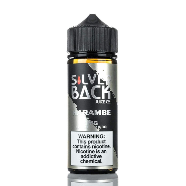 Harambe 30ml Salt by Silverback