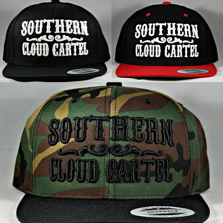 Southern Cloud Cartel Snapbacks