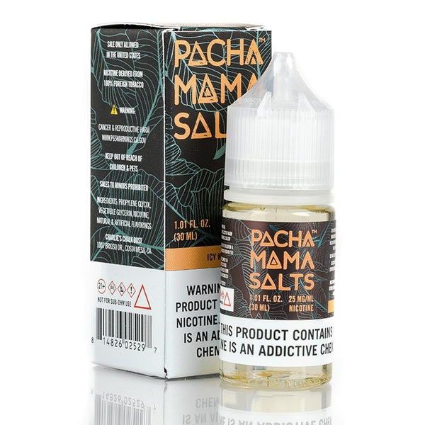 Icy Mango 30ml Salt by Pacha Mama
