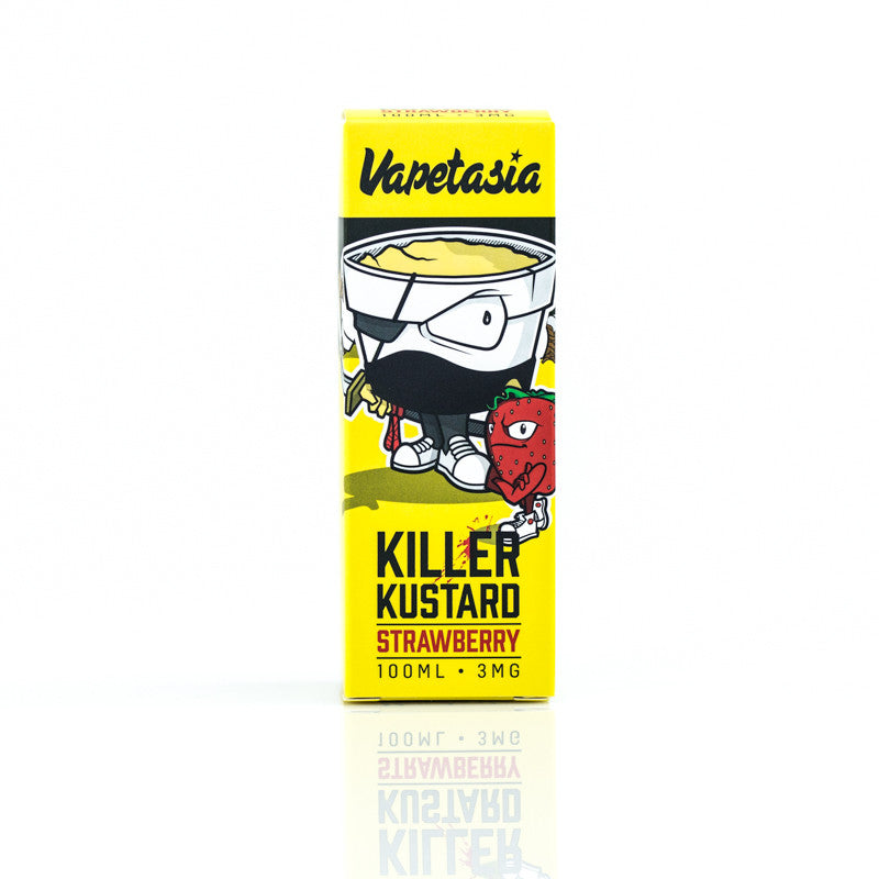 Strawberry Killer Kustard