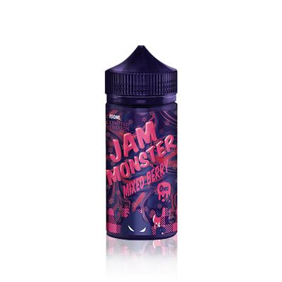 Mixed Berry 100ml by Jam Monster