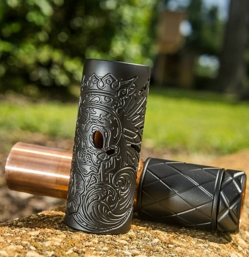 Murdered Out Suicide Kings Mod by Purge Mods