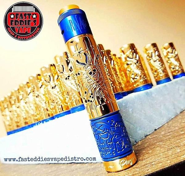 PANDORA BLUE MECHANICAL MOD BY PURGE MODS