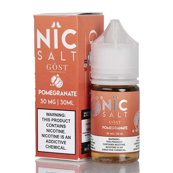 Pomegranate 30ml Salt by Gost