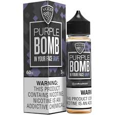 Purple Bomb 60ml by VGod