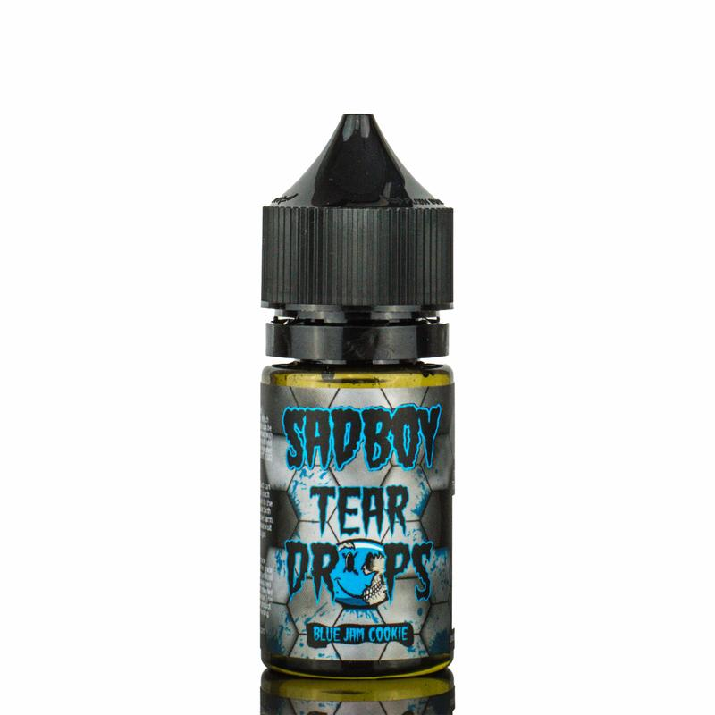Blueberry Jam Cookie Salts 30ml by SadBoy