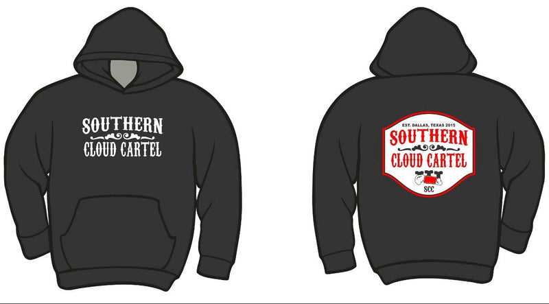 Southern Cloud Cartel Hoodies