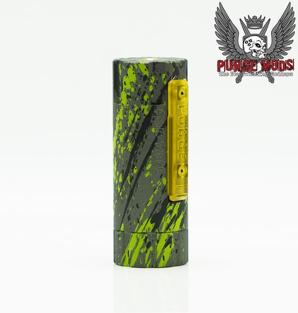 Tungsten Splatter Slam Piece by Purge Mods