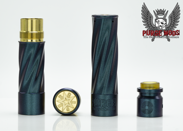 Twiztid 20700 Stringray Stack W Cap by Purge Mods