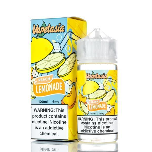 Peach Lemonade 100mL by Vapetasia