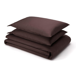 Essential Organic Cotton Sheet Set-Dawn Grey