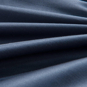 Essential Organic Cotton Sheet Set-Deep Blue - endlessbay