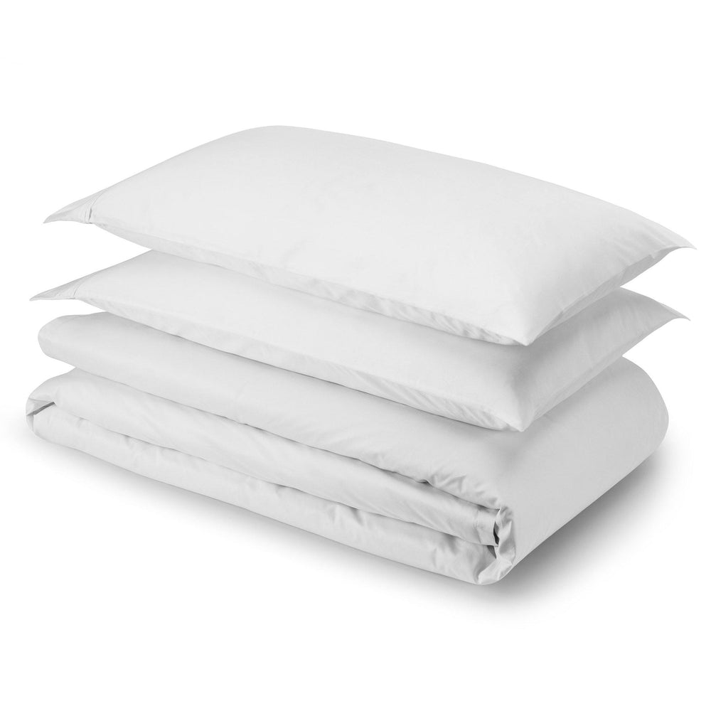 Essential Organic Cotton Sheet Set-Shell Ivory - endlessbay