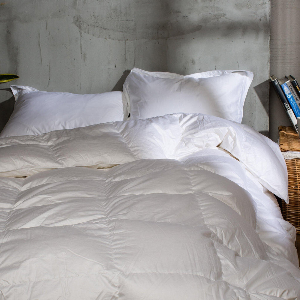 Winter Down Duvet Comforter| endlessbay High End Luxury Bedding