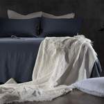 Essential Linen Sheet Set-Dusk Grey - endlessbay