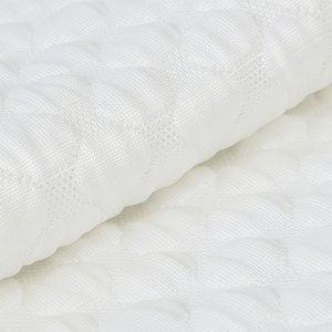 Cooling Pillow Cover-White