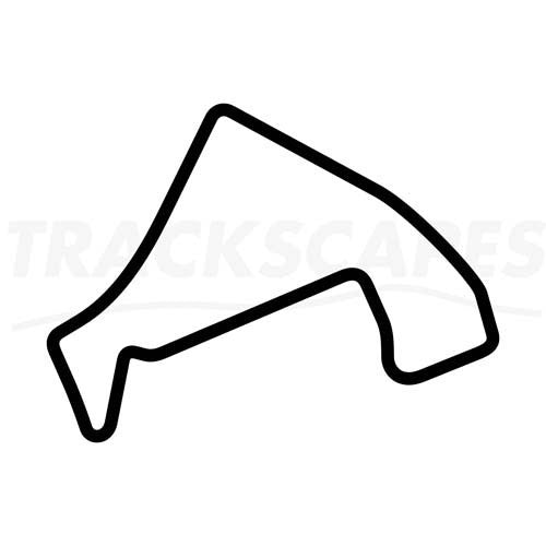 Circuit Trois-Rivières Canada Wooden Wall Racing Circuit Carving Layout