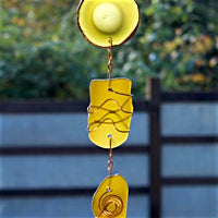 Coast Chimes detail of small wind chime