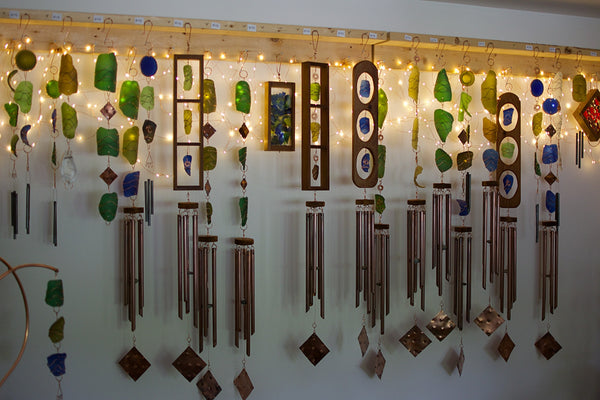Coast Chimes, Studio Gallery, Gibsons, BC