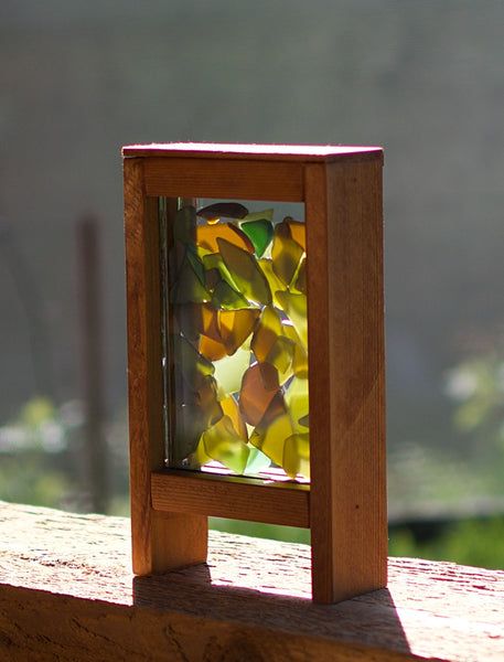 Freestanding Windowsill Kaleidoscope Suncatcher