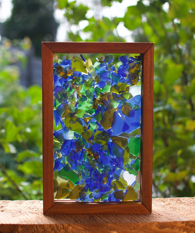 Suncatcher Freestanding Windowsill Kaleidoscope Sun Catcher