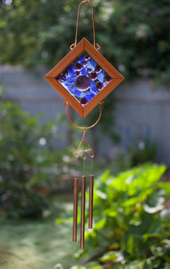 Colorful Kaleidoscope Wind Chime
