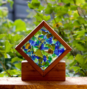 Sun Catcher Kaleidoscope Freestanding Suncatcher