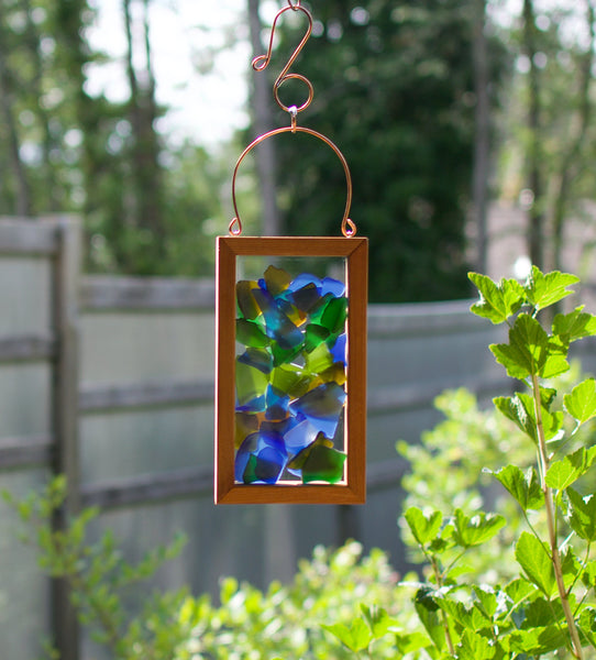 Suncatcher Beach Glass Kaleidoscope Sun Catchers