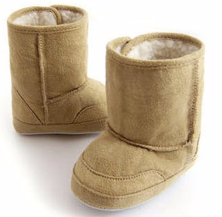 Cozy Baby Boots