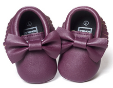 Bow Moccasins