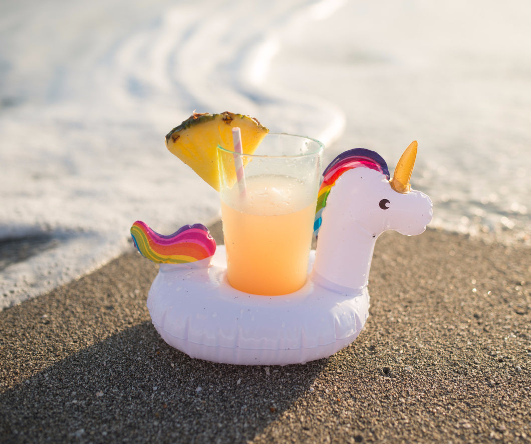 Floating Unicorn Drink Holders