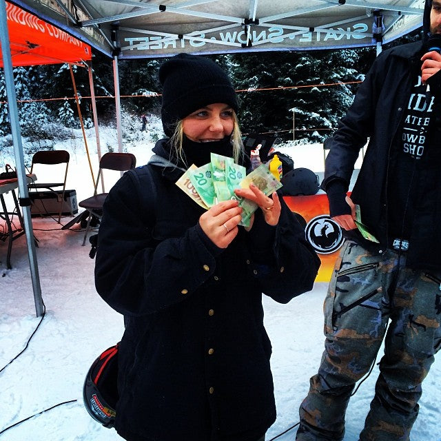 Congrats to Genny Ross who took our Girls category in the coastalriders gameofsnow! $200 richer! winner @mtseymour @timebombtrading @thirtytwo @etniesskateboarding @dragonalliance @unionbindingco @capitasupercorp @coalheadwear @airblaster @skullcandy