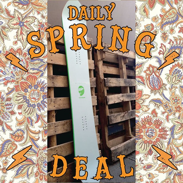 Today's #DailySpringDeal - the @capitasupercorp ULTRAFEAR reg: $580, and today only its $290!! You know you want it. #breakout #Breakoutsale #coastalriders #CSTL #CSTLspring