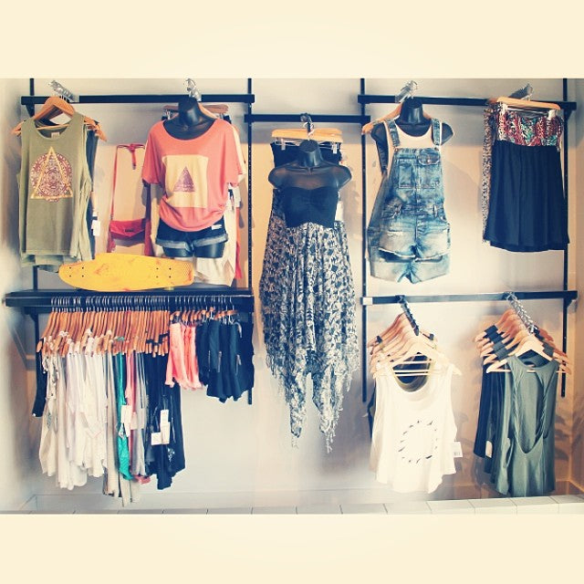 Say hello to the new #cstlladies wall  #thewall #prettythings