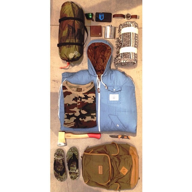 Going camping for the long weekend? Swing by the shop, we got the goods. #CSTLspring #WellPacked #MayLong #Camping @polerstuff @obeyclothing @volcom @dakinenews @bohnam @roxy @hitcase @nixon_now @spyoptic