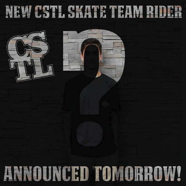 New #CoastalRiders Skate Team Rider announced tomorrow. Any guesses?