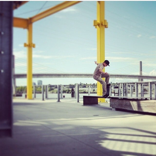 Happy Go Skateboarding Day! Here is new #cstl team rider @ryansiemens with a nose grind pop out. #gsd #gsd14 regram from @davidstevens @stillrollin2