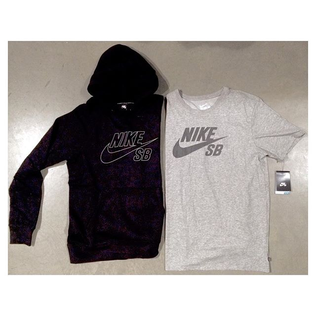 We just got in a limited supply of @nikesb hoodies and tees. Get em before they are gone. #NIKESB #CSTL