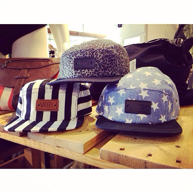Baby, you could wear my hat  New Women's apparel and accessories from @vans is now in #cstlladies