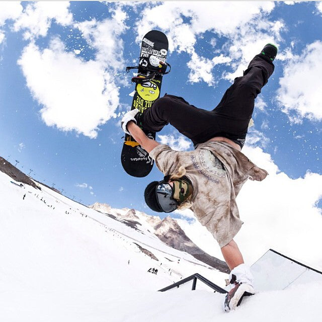 Hope your long weekend got #wild. @corkmcnortis getting inverted and weird. #regram #escapefrommisterhood