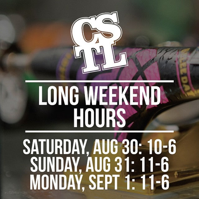 Come visit us tomorrow from 11am - 6pm. #laborday #longweekend #coastalriders