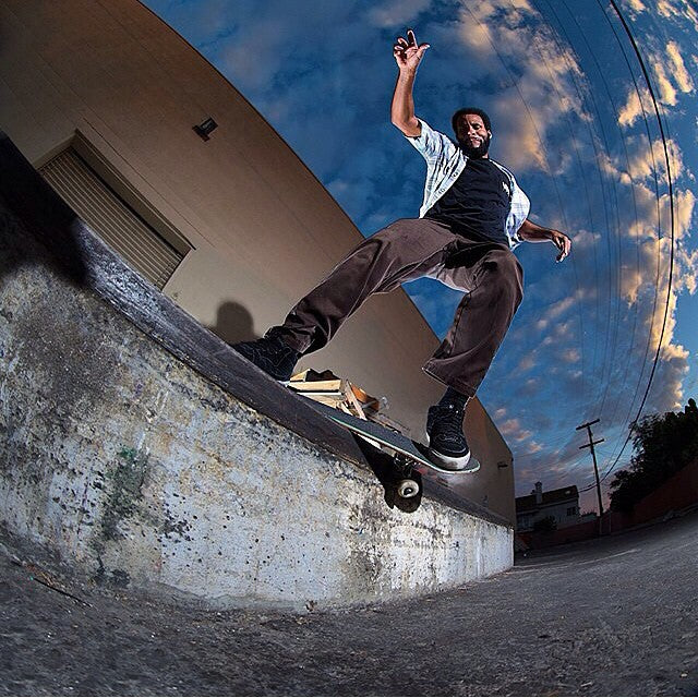 Had to repost this from @vansskate #RayBarbee is the man.  @aacostaa #legend