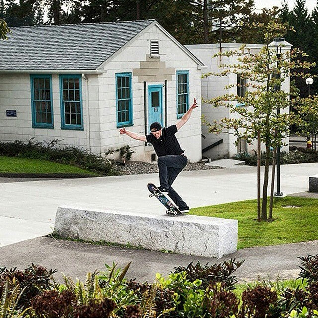 Love it when we get to post @magnushanson photos. Mag is the best. #reregram from @stillrollin2 and @briancaissie. #skateboarding #magnusforpresident #cstl #coastalriders